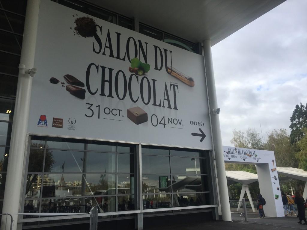 Salon Du Chocolat - 2018